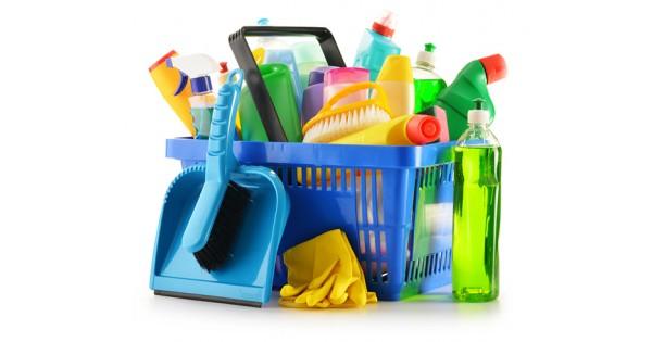 Jesensko čiščenje in pospravljanje