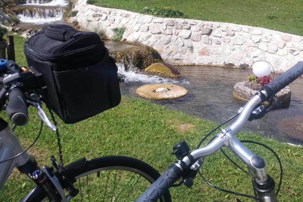 Povabilo na kolesarski izlet – Bohinjski krog