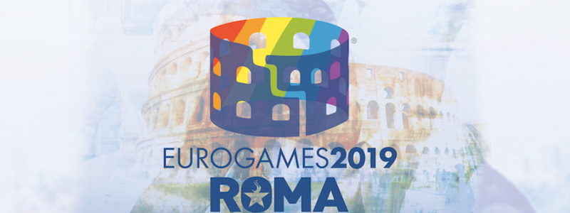 Pridružite se nam na EuroGames 2019